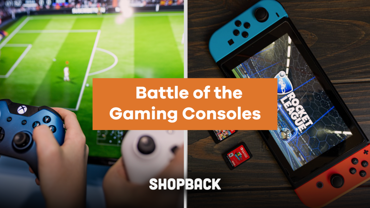 Battle of the Gaming Consoles – Xbox VS PS4 VS Nintendo Switch