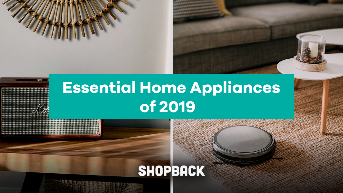 The Dealhunter's Guide to 11.11 – Essential Home Appliances to Spruce Up Your Living Space