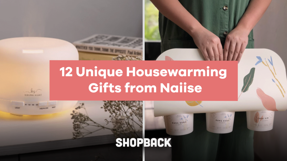 12 Super Cool and Unique Housewarming Gifts from Naiise
