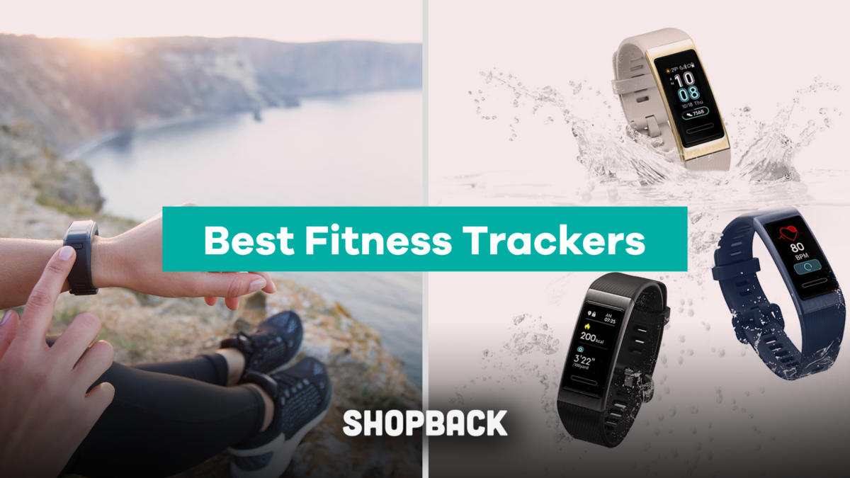 5 Fitness Trackers To Keep Your Health In Check
