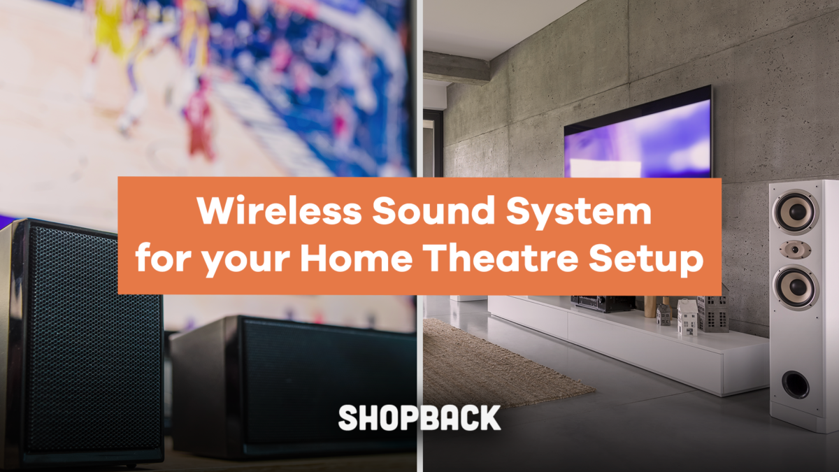 Top 5 Wireless Sound System for the Ultimate Home Theatre Setup