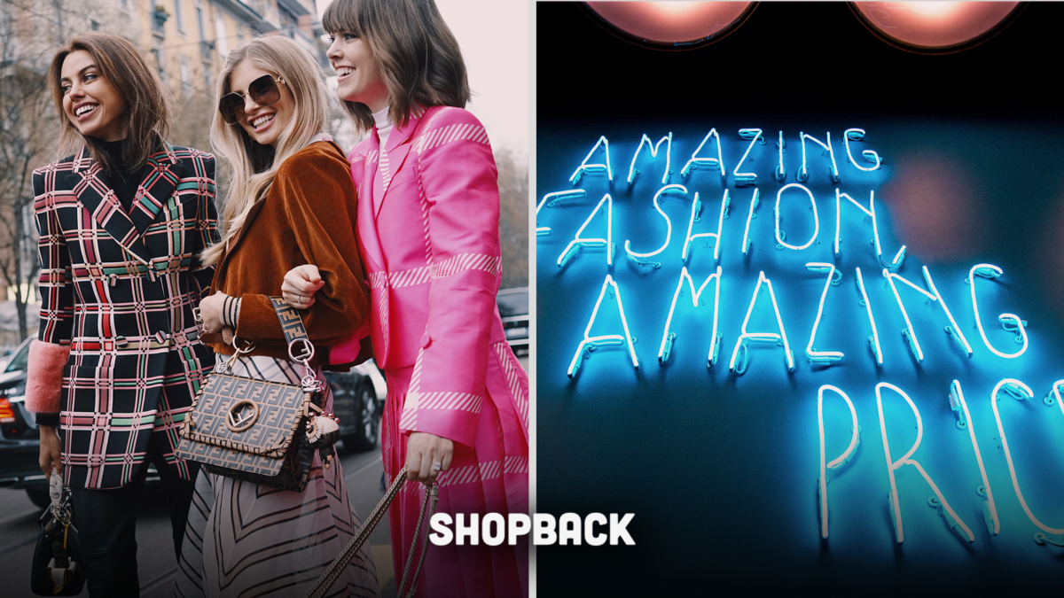 All You Need To Know – Fashion & Beauty Upsized Cashback in January