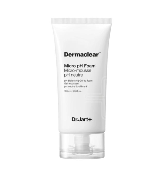 k beauty foaming facial cleanser