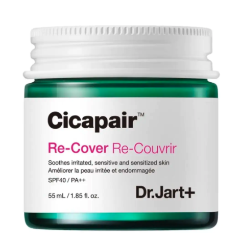 k beauty dr jart cica recover acne treatment
