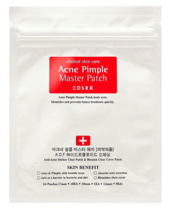 korean beauty cosrx acne patch