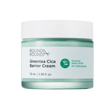 korean beauty cica moisturising and hydration cream