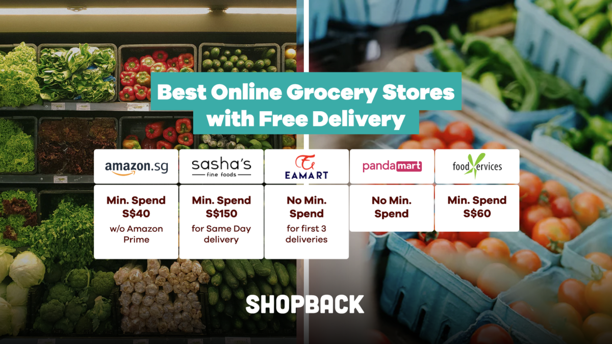 23 Online Grocery Stores You Can Shop From The Comfort Of Your Home