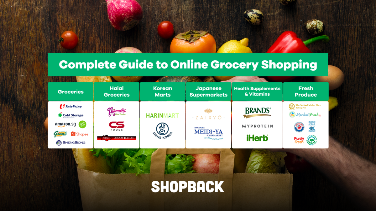 Your Complete Guide to Online Grocery Shopping in Singapore