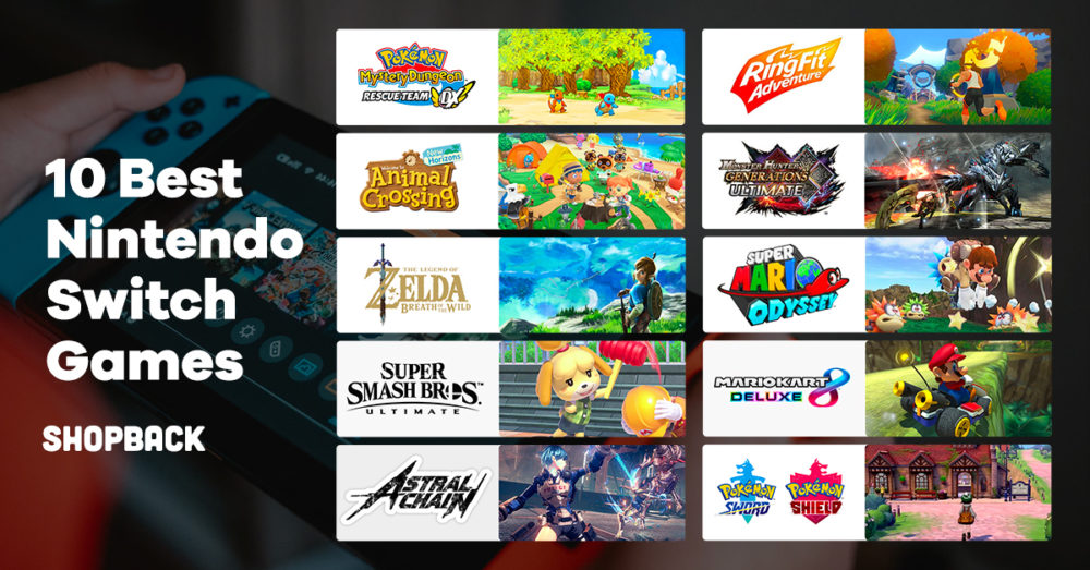 The Popularity Of Nintendo Switch Games And 0