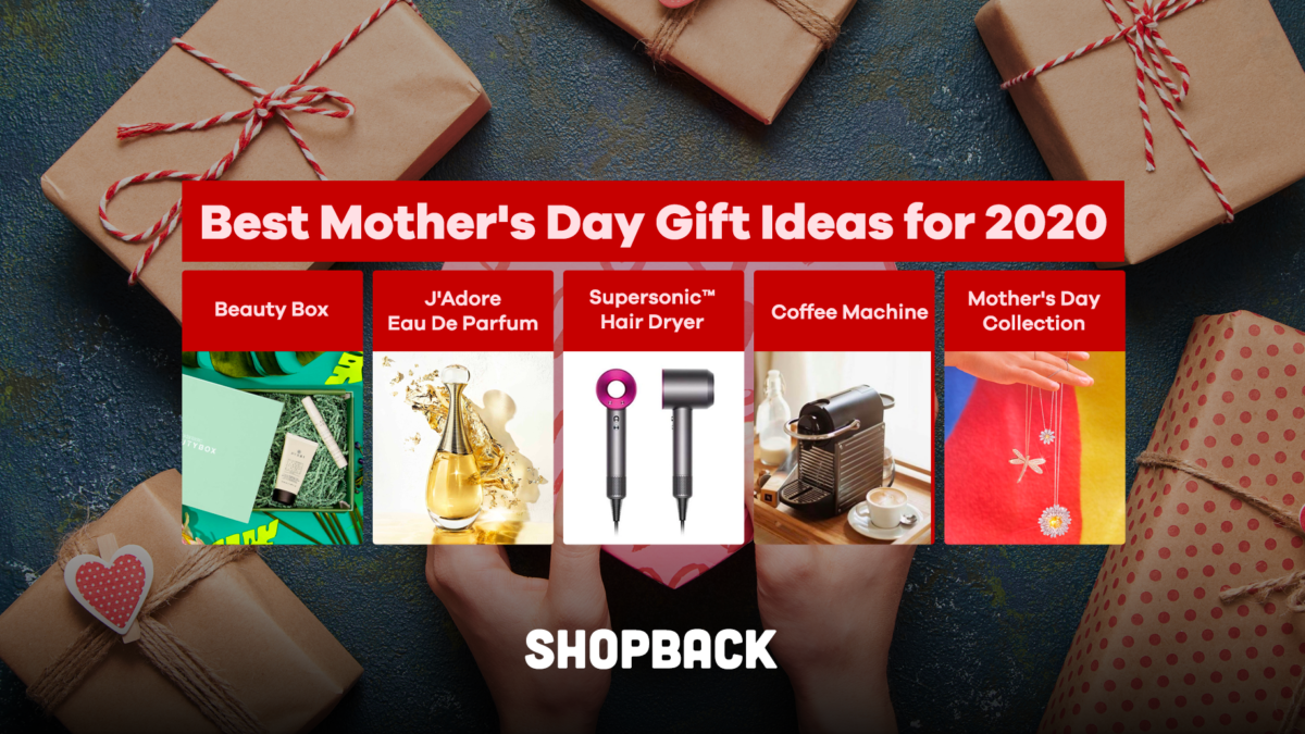 Best Gift Ideas for Mother's Day 2020