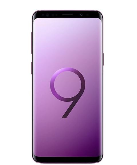 Samsung flagship smartphone galaxy S9+