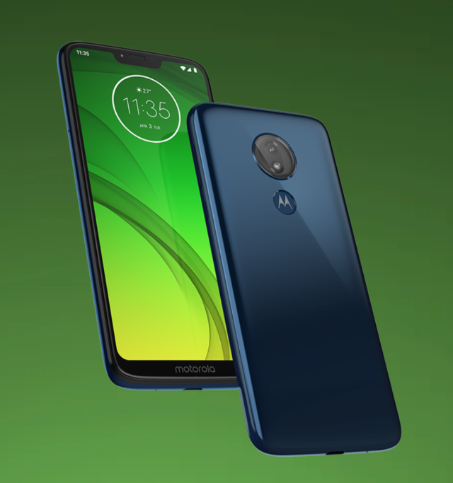 Moto G7 Power cheap motorola smartphone with superb battery life