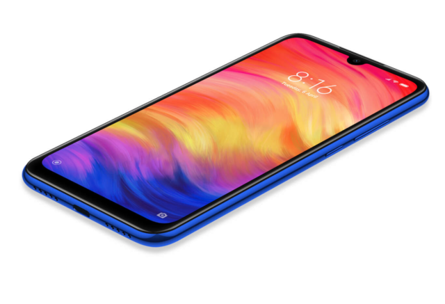 Xiaomi Redmi Note 7 best cheap smartphone with vibrant display screen