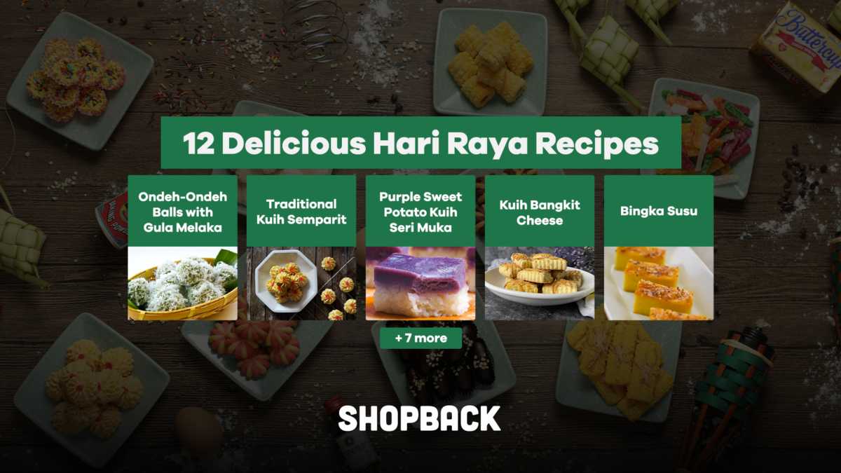 12 Delicious Raya Recipes That You Can Make At Home!