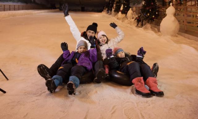Staycation Activity 5: Snow City