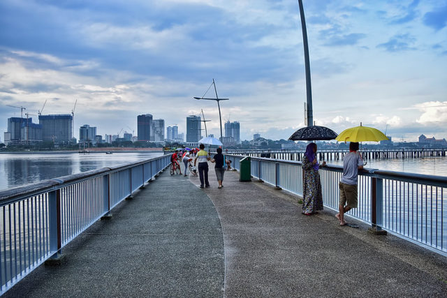 Staycation Activity 2: Woodlands Waterfront Park