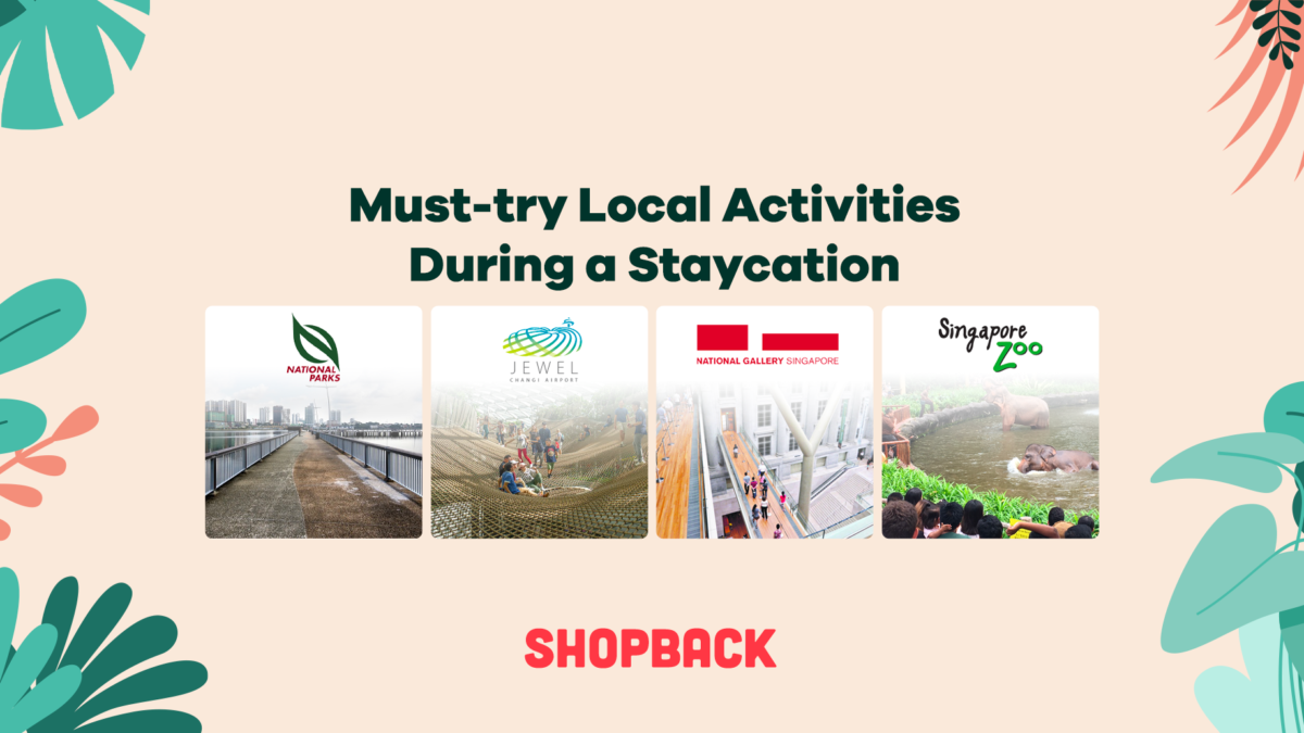 Must-try Local Activities During a Staycation