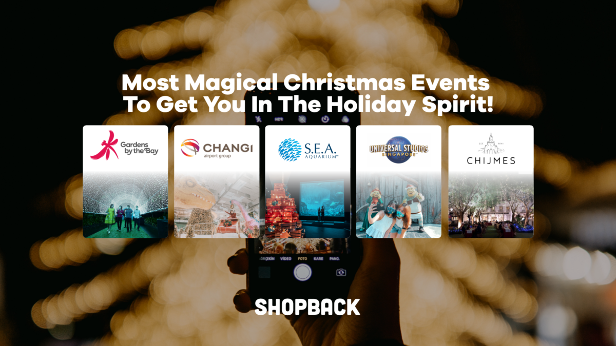 Most Magical Christmas Events In Singapore To Get You In The Holiday Spirit!