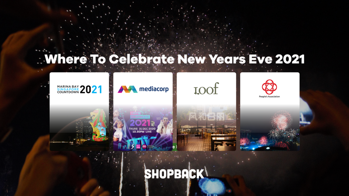 Your Definitive Guide To Where To Celebrate New Year's Eve In Singapore