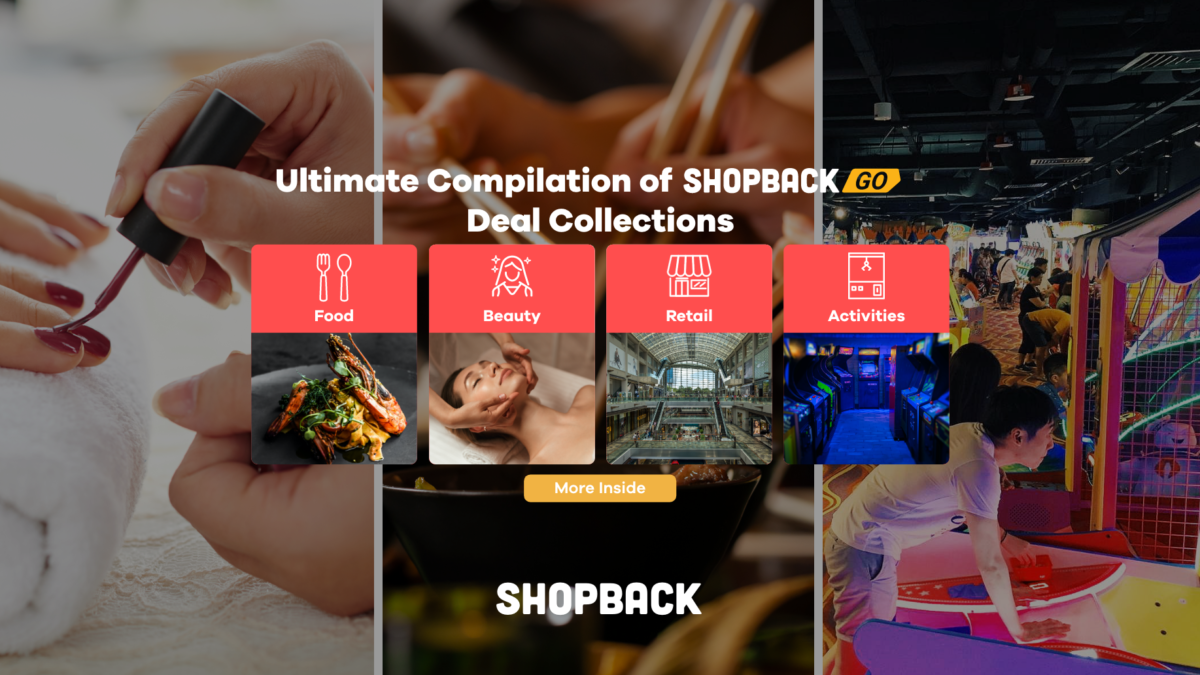 Ultimate Compilation of Best ShopBack GO Deals: All You Need For Everyday Savings