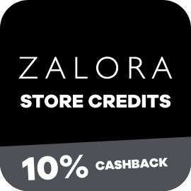 Earn 10% Cashback on Zalora gift cards purchases with ShopBack
