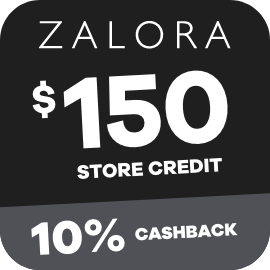 Earn 10% Cashback on $150 Zalora gift cards purchases with ShopBack