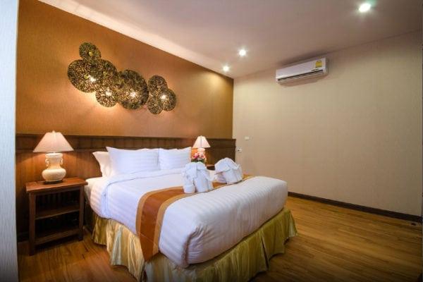 รีสอร์ทเชียงใหม่_คำม่อน ล้านนา รีสอร์ท (Kham mon lanna resort) อำเภอสารภี