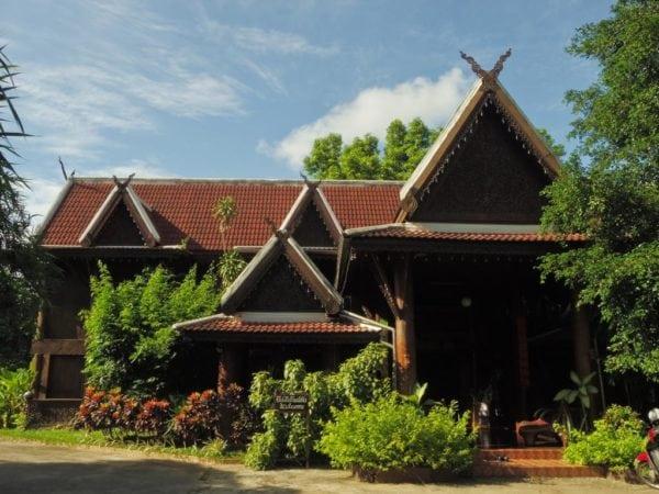 รีสอร์ทเชียงใหม่_บ้านไทย รีสอร์ท (Baan Thai Resort) อำเภอเมืองเชียงใหม่