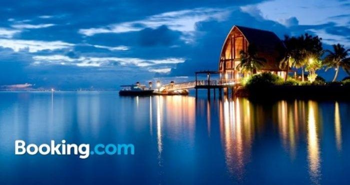 Booking.com: จองโรมแรม+รถมารับสนามบิน+ตั๋วรถไฟและบัสในยุโรป