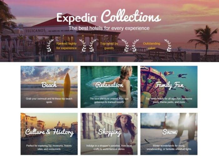 Expedia: จองโรงแรม+ตั๋วเครื่องบิน+ซื้อประกันเดินทาง+เช่ารถ+ดีลท่องเที่ยว