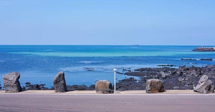 เที่ยวเกาะเชจู ขับรถชมวิว