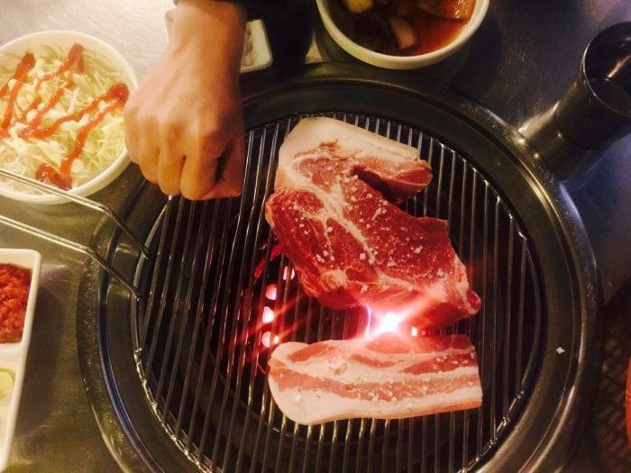 เที่ยวเกาะเชจู ด้วยตัวเอง ร้านอร่อย