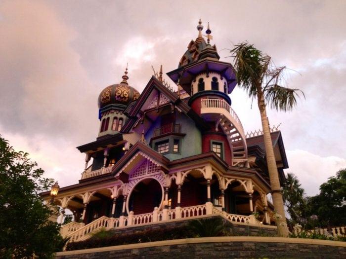 ดิสนีย์แลนด์ฮ่องกง Mystic Manor