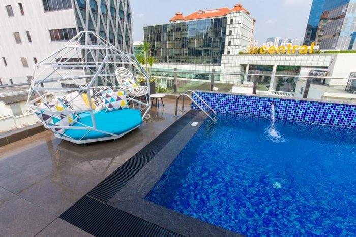 แนะนำที่พักสิงคโปร์ Fragrance Hotel Riverside