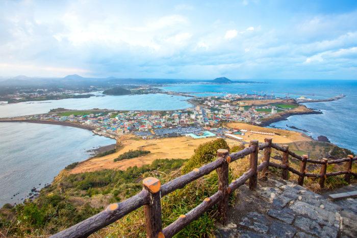 พาเที่ยวเกาะเชจูด้วยตัวเอง
