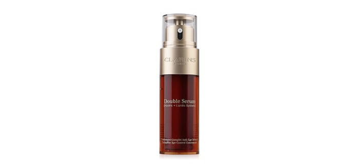 ครีมบำรุงผิวหน้า Clarins Double Serum® Complete Age Control Concentrate