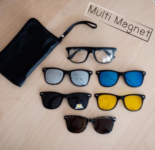 ของขวัญ วาเลนไทน์ แว่นตากันแดดMulti Magnet