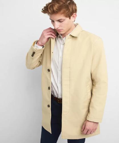 สีมาแรงปี 2018 Clean Mac Jacket