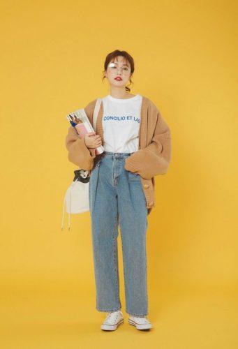 เสื้อผ้าแฟชั่นเกาหลี 1