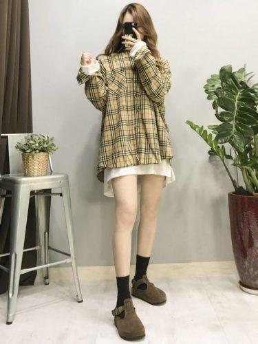 เสื้อผ้าแฟชั่นเกาหลี 5