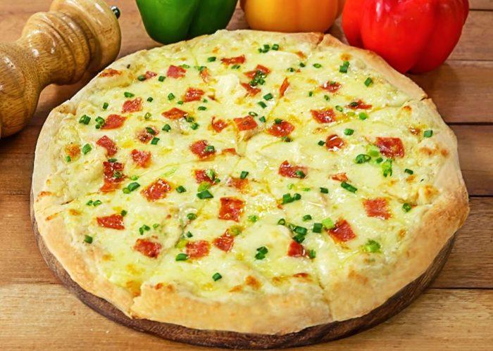 พิซซ่าเตาถ่าน Lanta Pizzeria