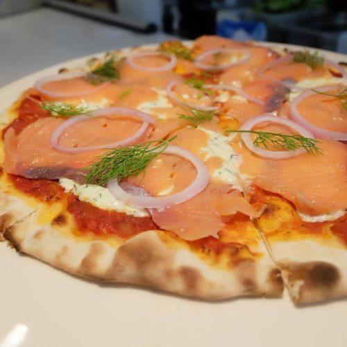 พิซซ่าเตาถ่าน PizzaZo Bistro