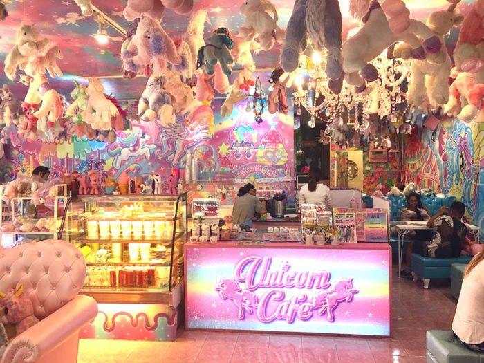 สั่งเค้กออนไลน์ Unicorn Cafe
