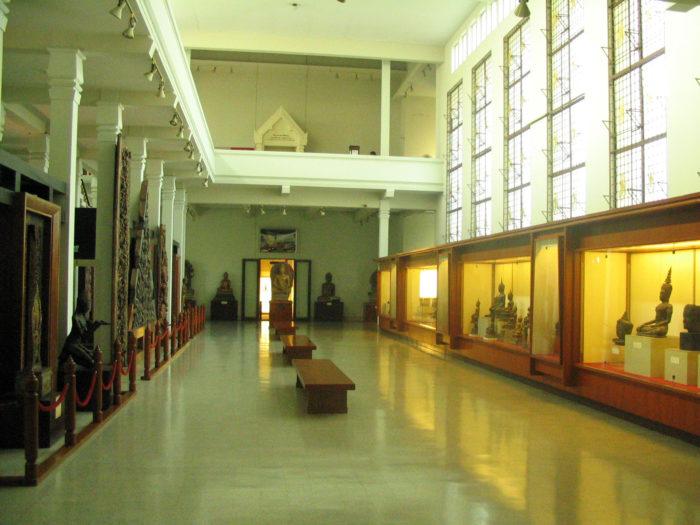 เที่ยวอยุธยา 1 วัน พิพิธภัณฑ์สถานแห่งชาติเจ้าสามพระยา 2