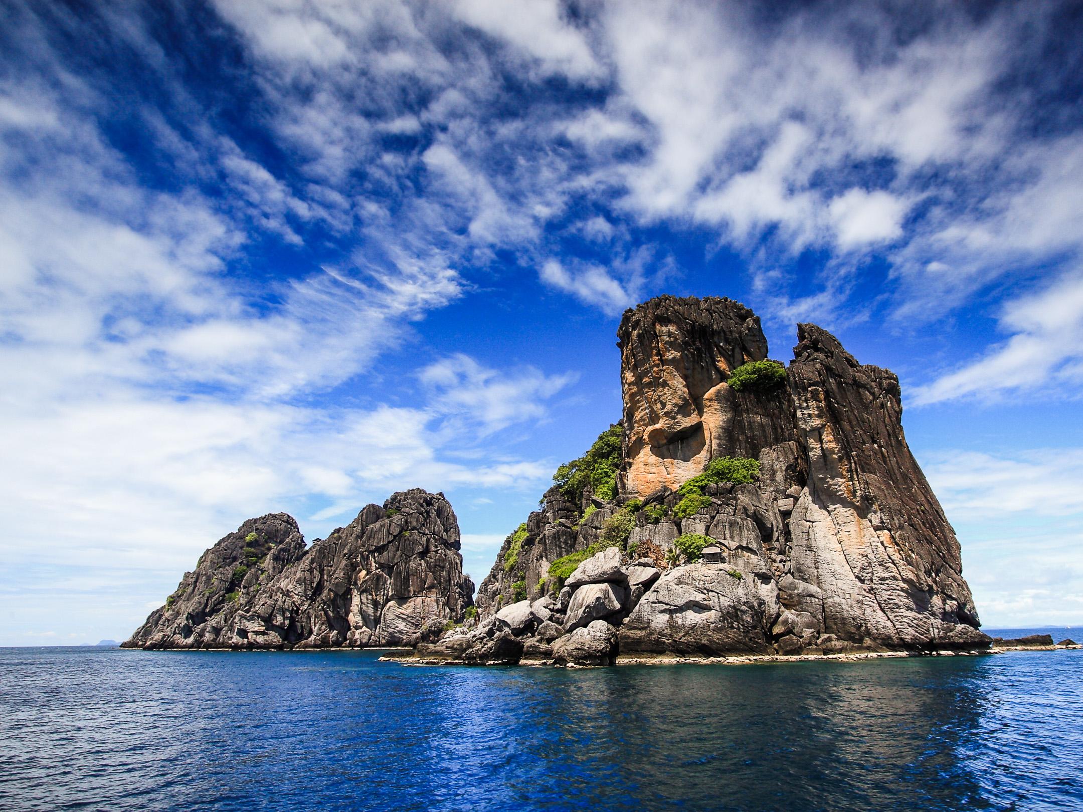 ทะเลชุมพร อุทยานแห่งชาติ หมู่เกาะทะเลชุมพร