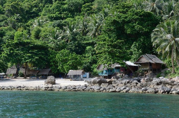 เกาะมาตรา ทะเลชุมพร