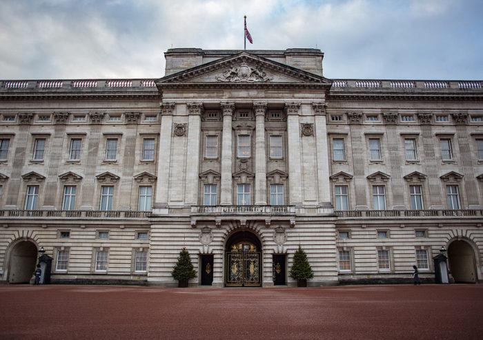 เที่ยวลอนดอน Buckingham Palace