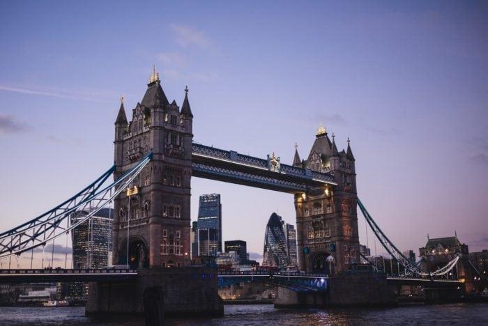 เที่ยวลอนดอน Tower Bridge
