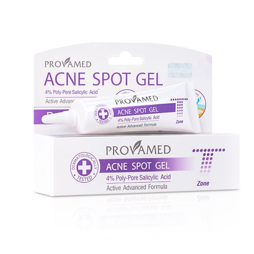 วิธีรักษาสิวแบบเร่งด่วน PROVAMED Acne Spot Gel วิธีรักษาสิวแบบเร่งด่วน LA ROCHE-POSAY EFFACLAR Purifying Foaming Gel รอยดำจากสิว วิธีรักษาสิว ลดรอยสิว วิธีลดรอยแดงจากสิวแบบเร่งด่วน รักษาสิวเร่งด่วน รักษาสิวอักเสบเร่งด่วน ครีมลดรอยดำจากสิวแบบเร่งด่วน วิธีลดสิวเร่งด่วน