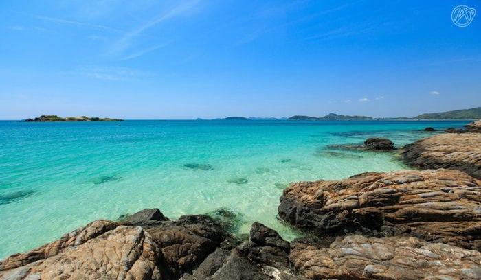 ทะเลที่สวยที่สุดในประเทศไทย